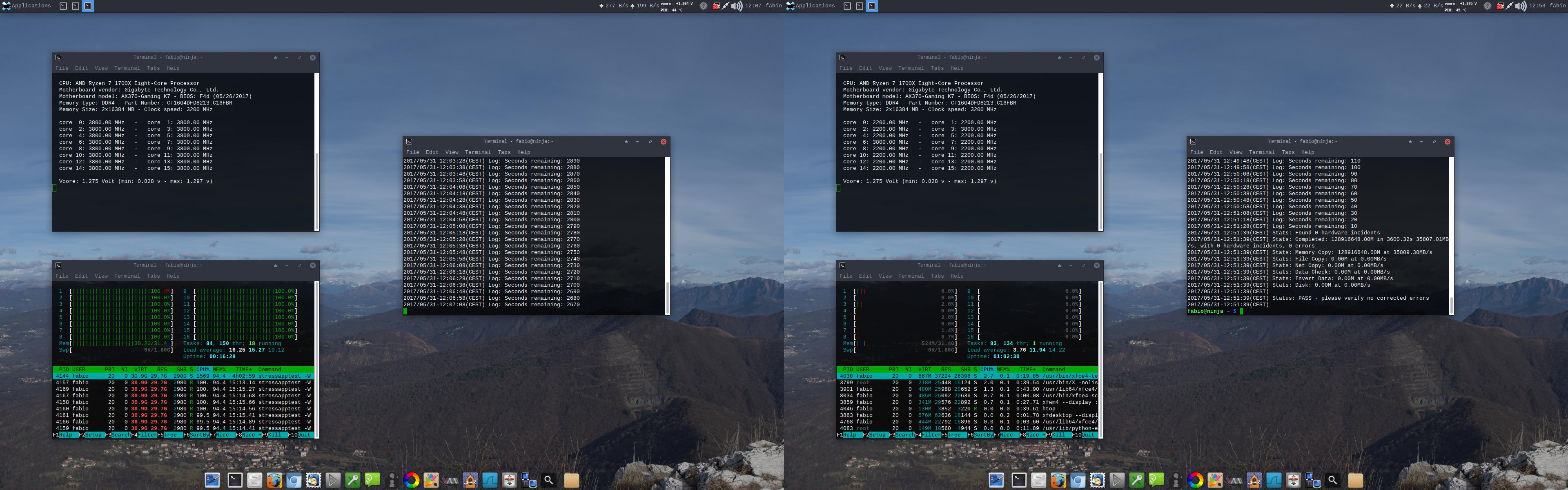 AMD Ryzen on Linux · uwot eu